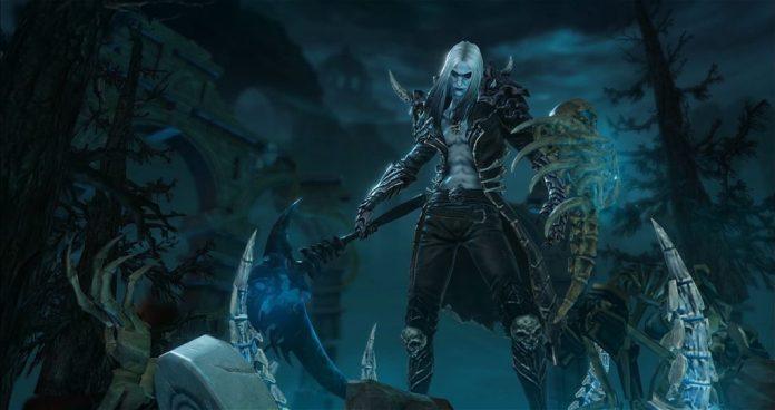 Diablo Immortal Necro Intro