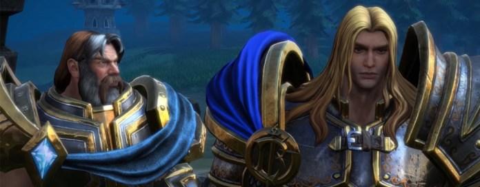 Warcraft 3 Reforged Title