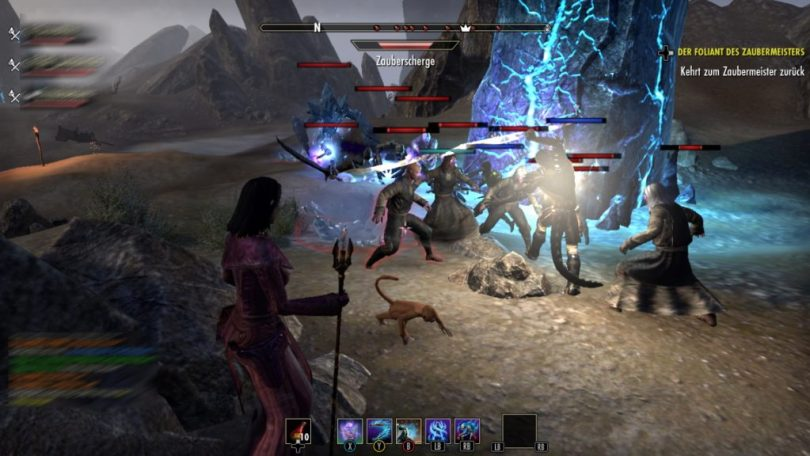 ESO Grinding Guide Kargstein Gruppe