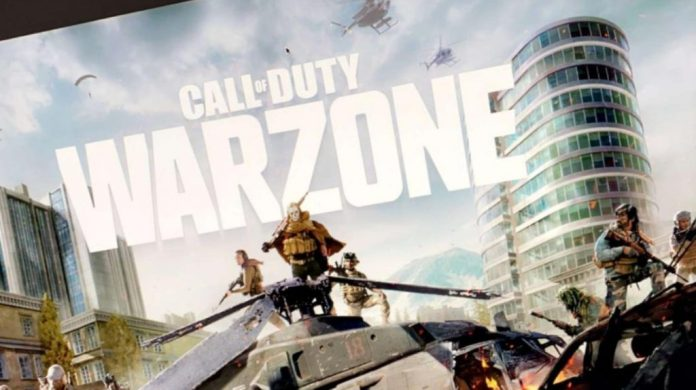 cod modern warfare leak warzone