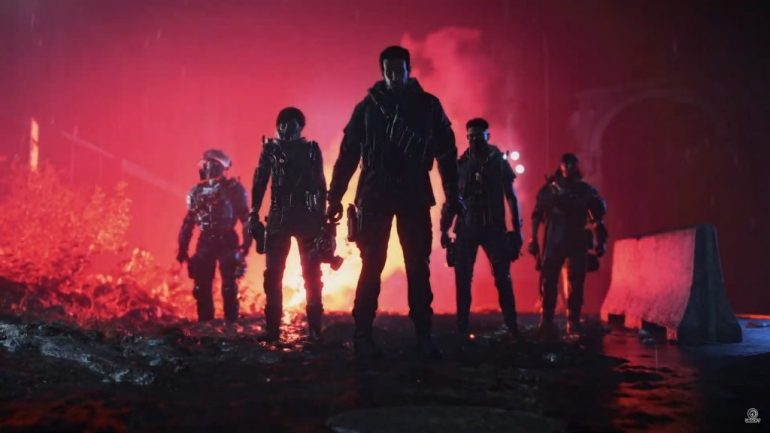 division 2 warlord expansion warlords red