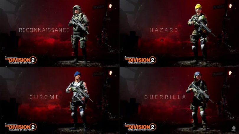 division 2 bekleidungs event urban jungle outfits