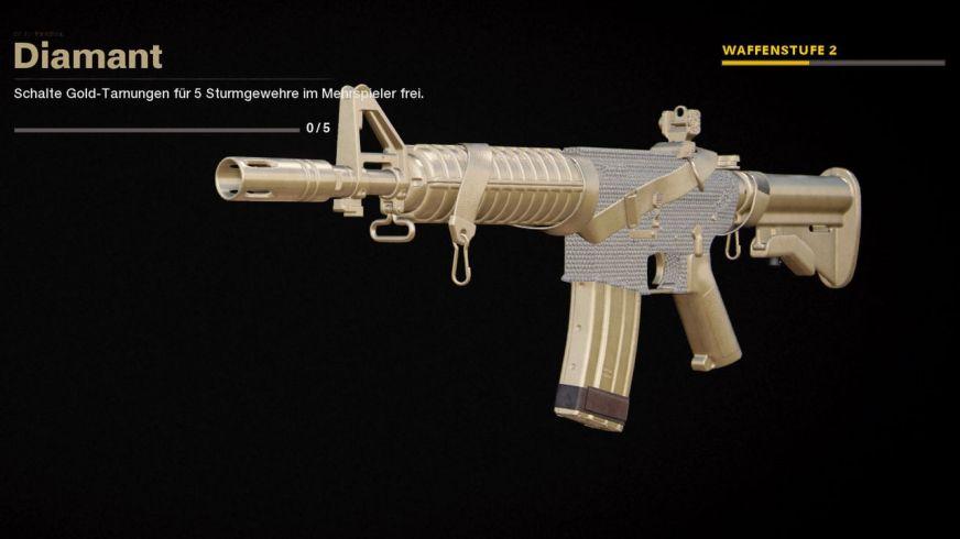 CoD Cold War: Camos im Multiplayer freischalten - So geht's