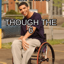 wheelchair jimmy meme white outdoor rocking chair drake memes 38563 infobit