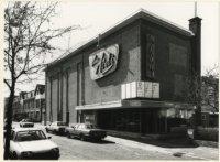 Voormalige bioscoop Du Midi in de 2e De Carpentierstraat. Bron: Haags Gemeente archief. Klik voor vergroting.