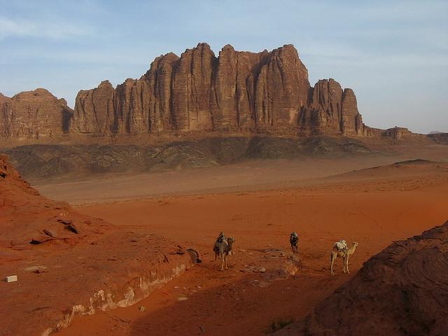 Wadi Rum in Jordan  Desert Safari in Jordan  Memphis Tours