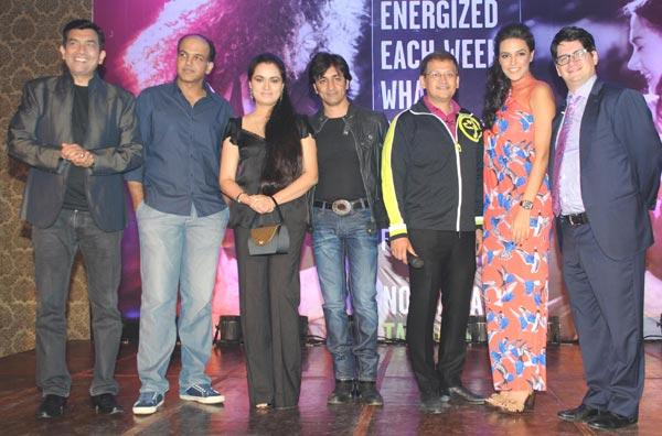 Celebs Launched Zumba Fitness Programme in India