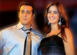 Katrina Kaif and Salman Latest Photo