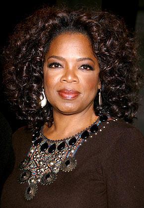 Black Beauty Oprah Winfrey Gorgeous Photo