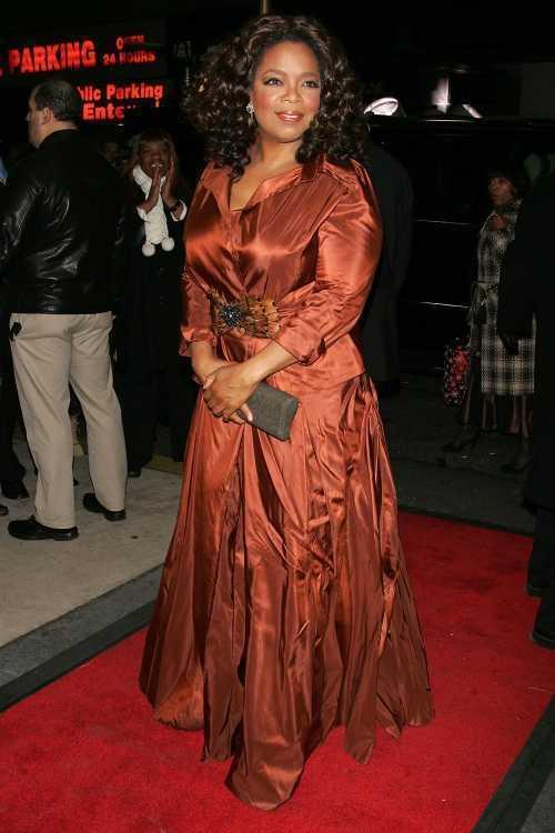 Gorgeous Oprah Winfrey Latest Pic