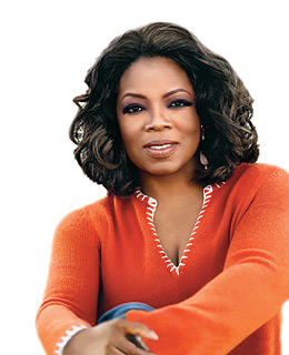 Oprah Winfrey Nice Look Photo