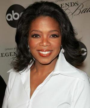 Oprah Winfrey Sweet Smiling Still