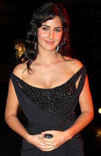 Katrina Kaif Cute Face Look Awesome Still