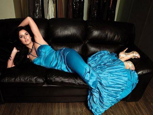 Katrina Kaif Laying Hot Photo Shoot