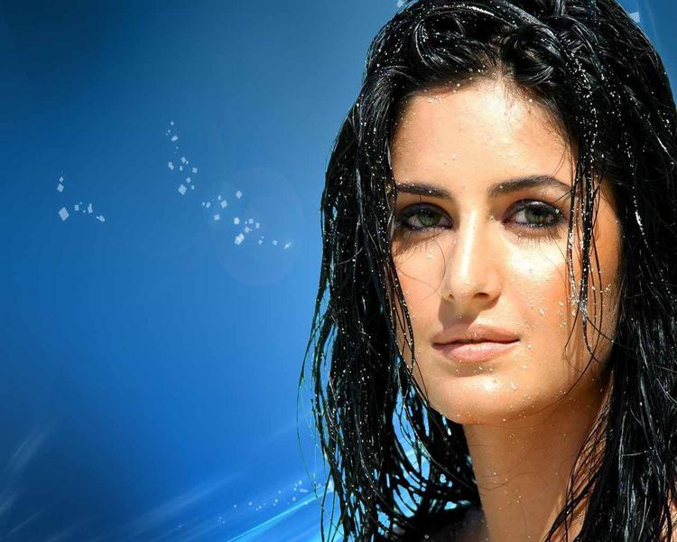 Katrina Kaif Stunning Shiny Face Still