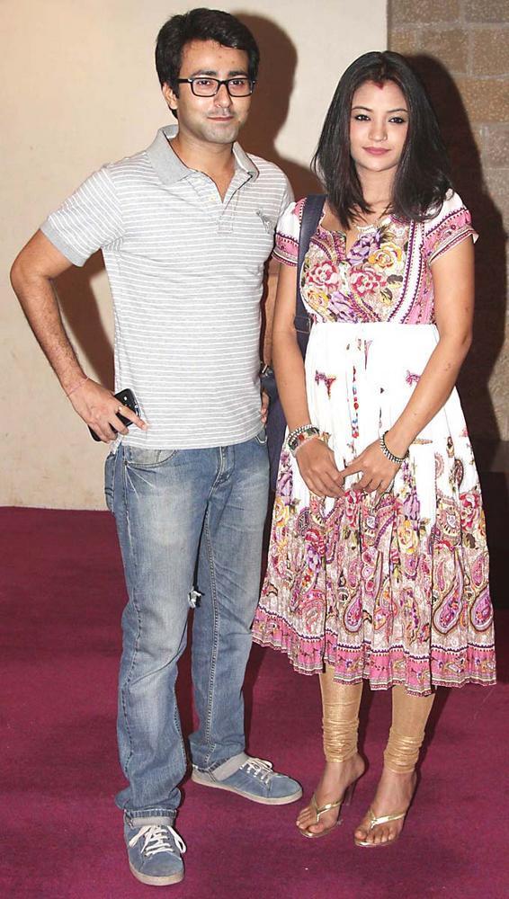 TV Star Spotted at SAB Ke Anokhe Awards 2012