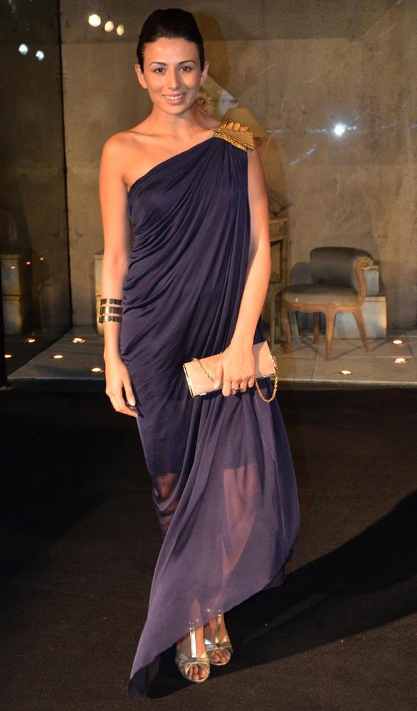 Pia Trivedi Sexy Dress Still at Pure Concept Store Launch