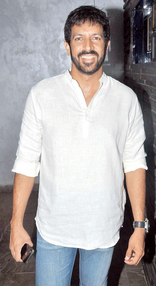 Kabir Khan Smiling Pic at a Party
