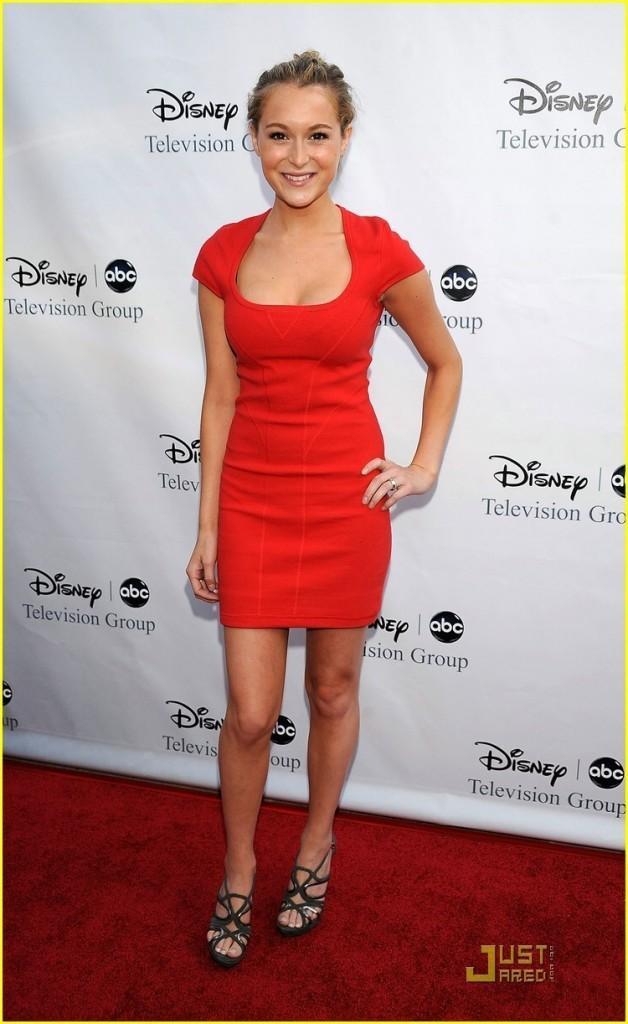 Alexa Vega Short Red Dress Sweet Sexy Still
