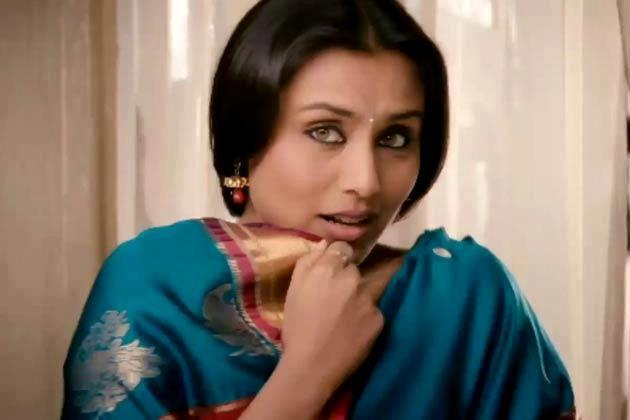 Rani Mukherjee Spicy Look In Aiyyaa