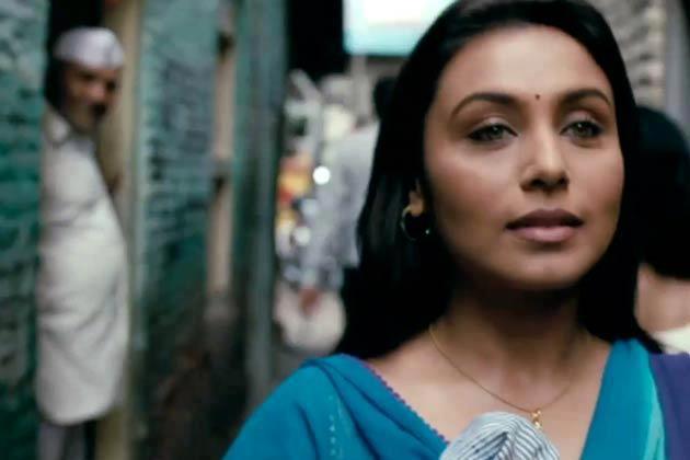 Rani Mukherjee A Still From Upcoming Movie Aiyyaa