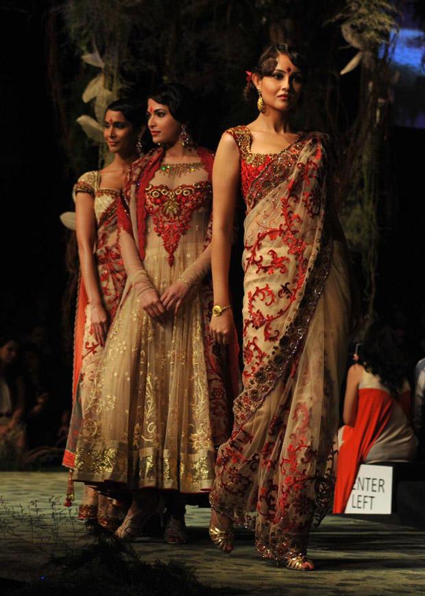 Aamby Valley Bridal Fashion Week Ramp Still