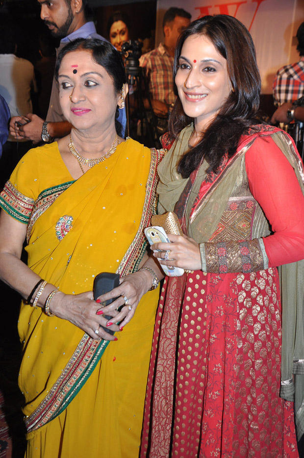 Aishwarya and Saroja Snapped at 5th Anniversary Celebration of JFW Magazine