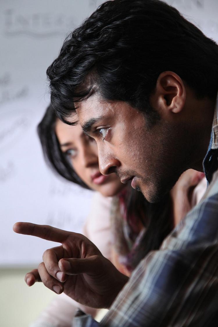 Kajal And Surya In Brothers Telugu Movie