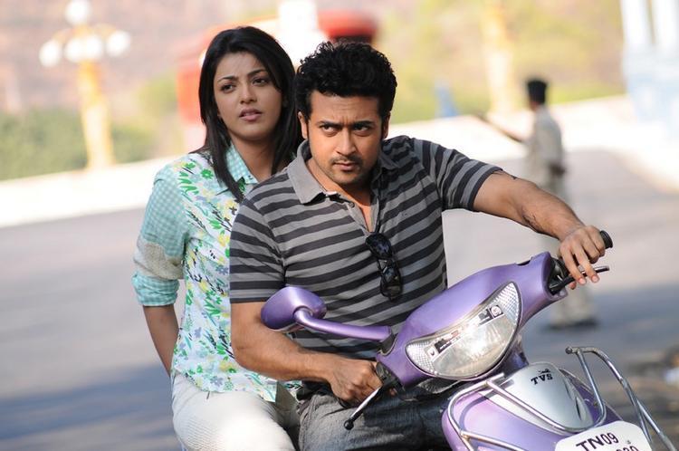 Upcoming Telugu Movie Brothers Starring With Kajal And Surya