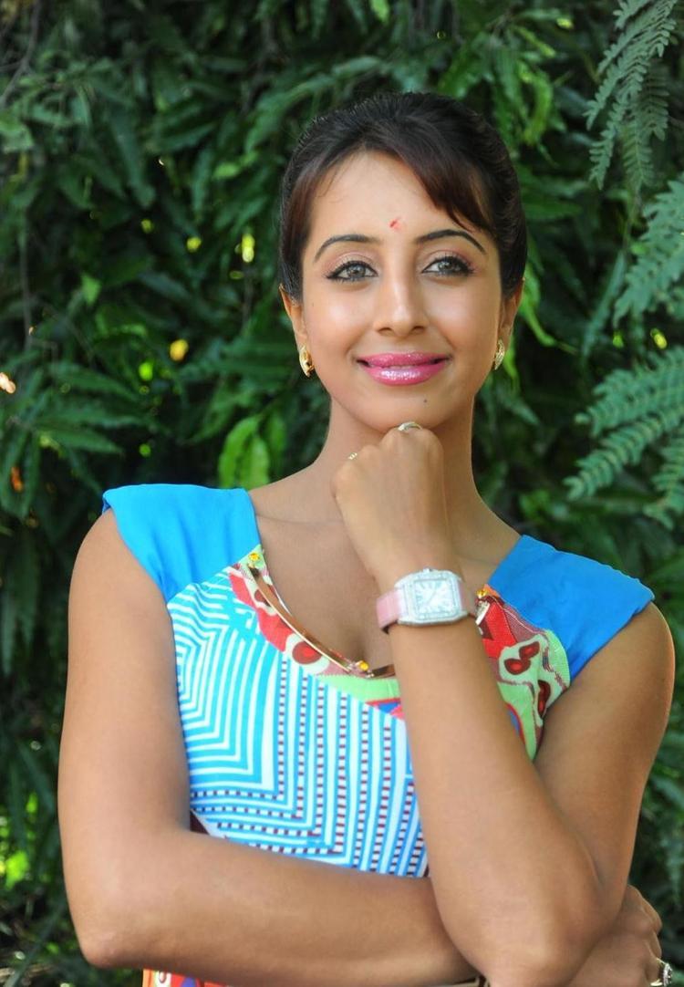 Sanjana Exclusive Still