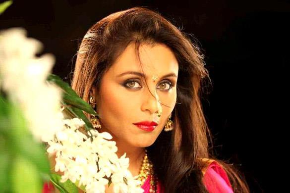 Rani Mukherjee Beautiful Look In Aiyya