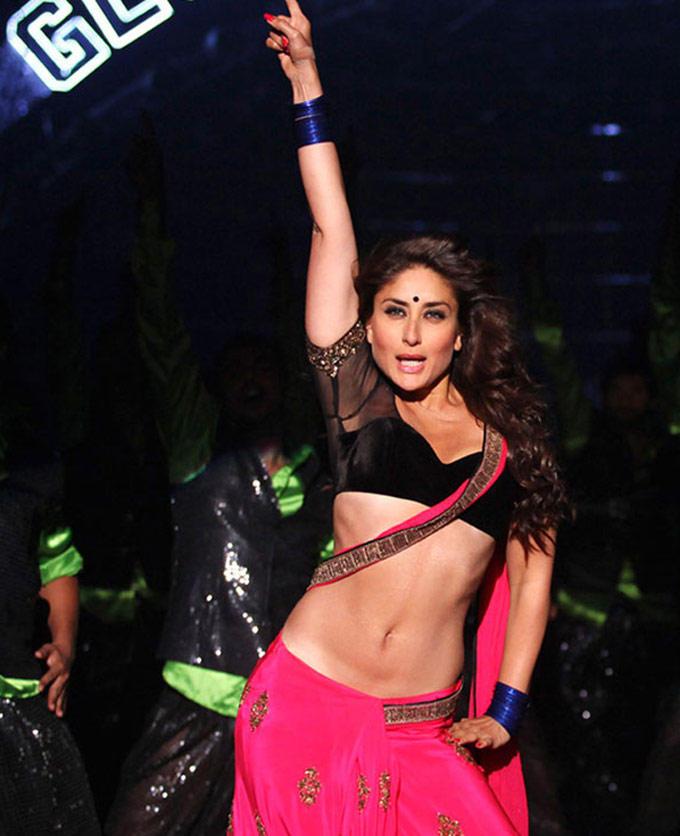 Kareena Kapoor Dancing Halkat Jawani Song From Heroine