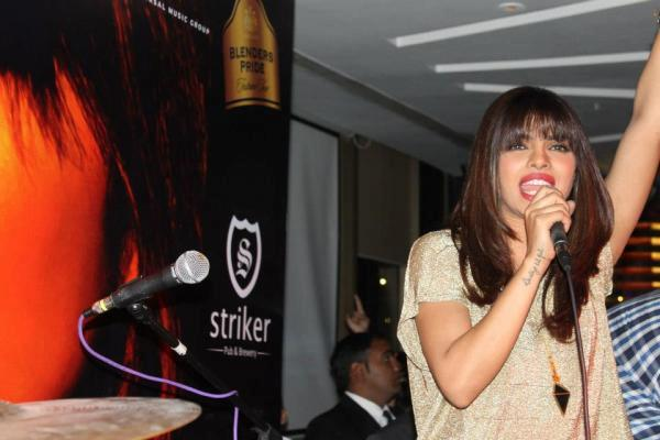 DJ Priyanka Chopra Promotes In My City In Delhi