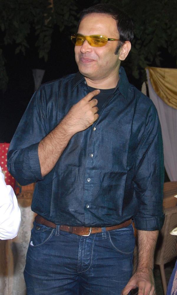 Harsh Chaya Spotted At Ashutosh Rana Birthday Bash