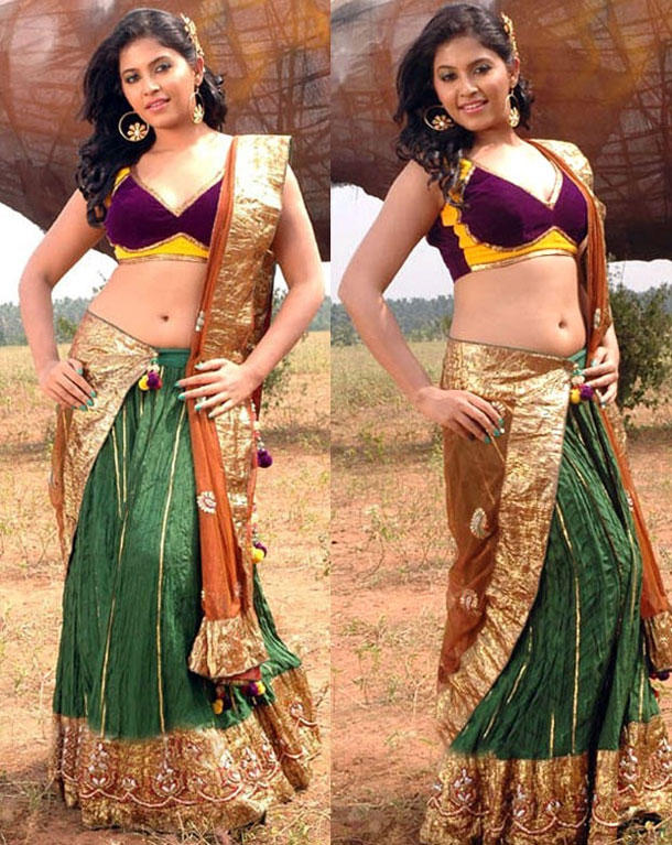Sexy Anjali Glamour Look Still