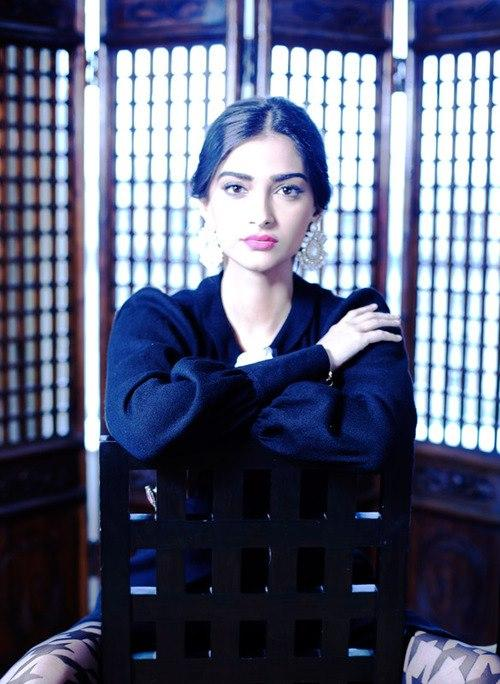 Sonam Stunning Look Photo Shoot For Star Weeks Annual Style Issue 2012