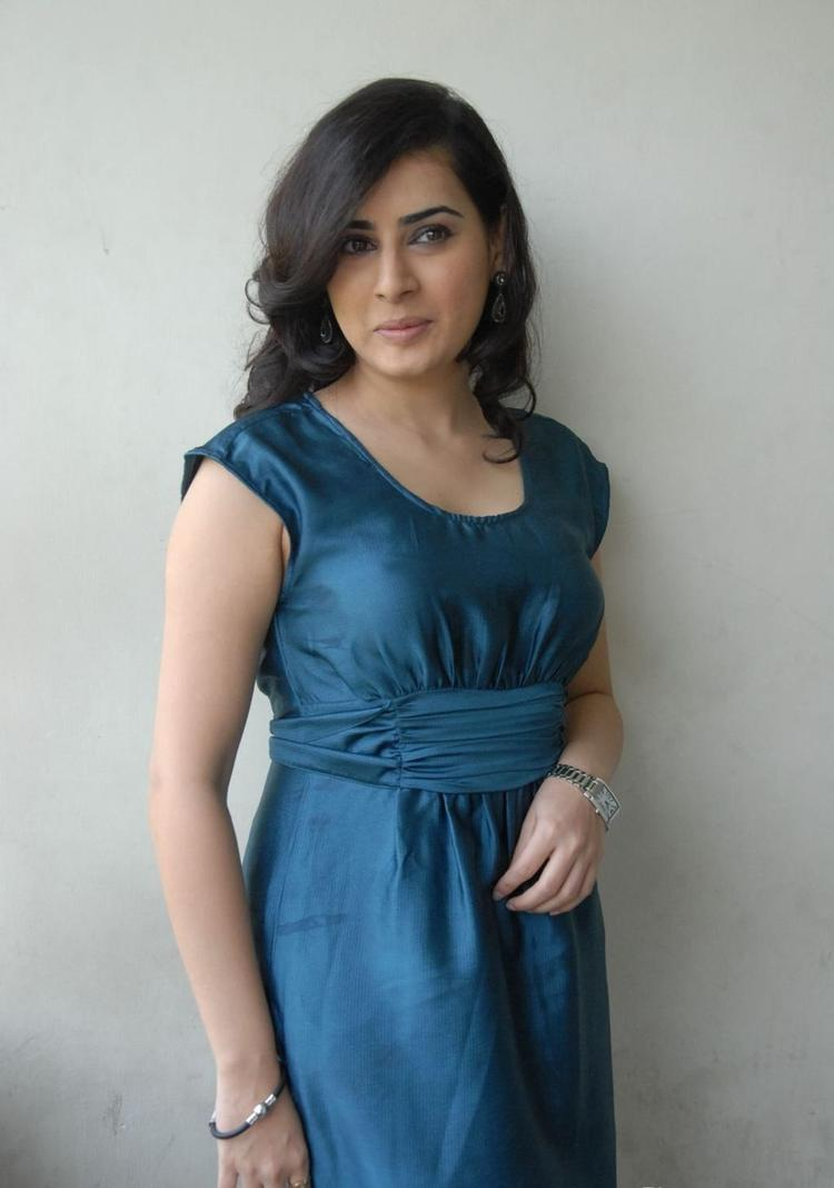 Archana Nice Look With Cute Smiling Still