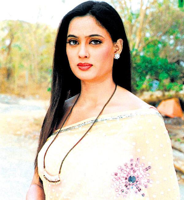 Shweta Tiwari Nice Look From Kasautii Zindagii Kay