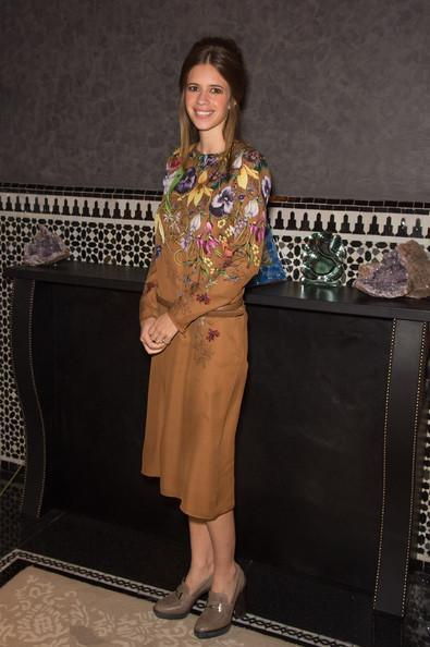 Kalki Koechlin Sizzling And Attractive Look Photo At The Dior Dinner At Marrakech Film Festival