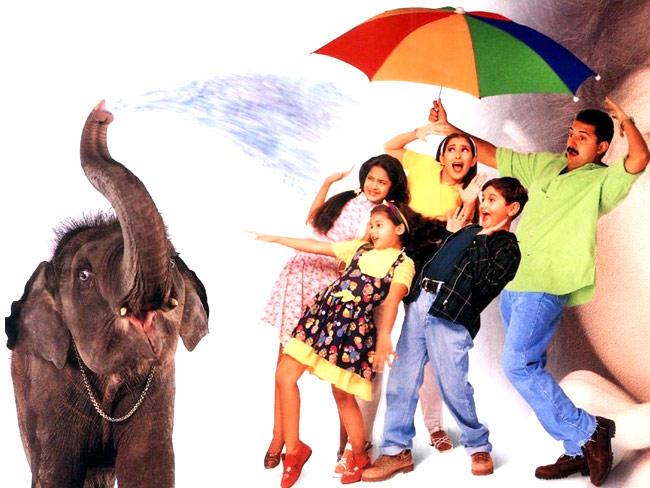 Manisha Koirala Funny Look In Raja Ko Rani Se Pyar Ho Gaya Film