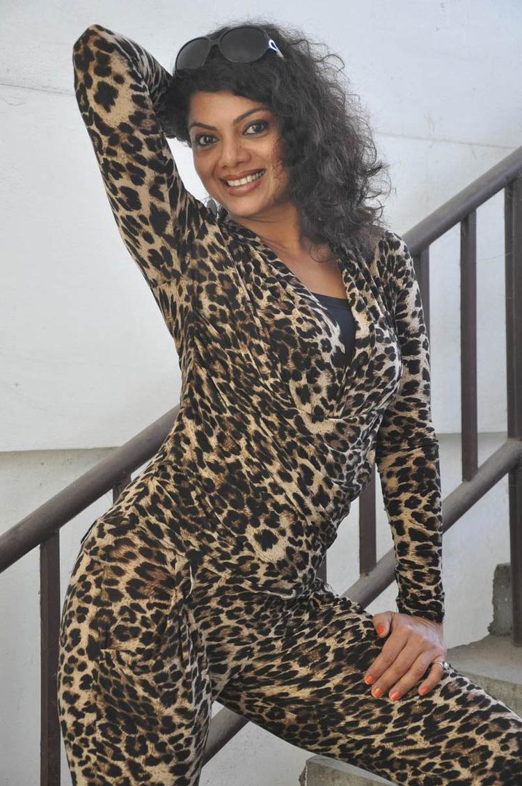 Swathi Verma Glamour Look Still