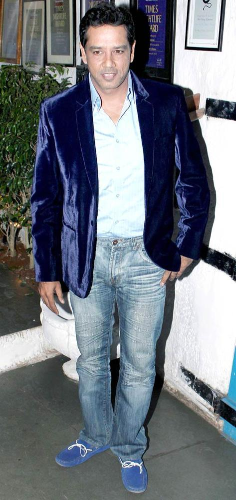 Anoop Soni Spotted At The Launch Of Sanjay Chopra's New Book