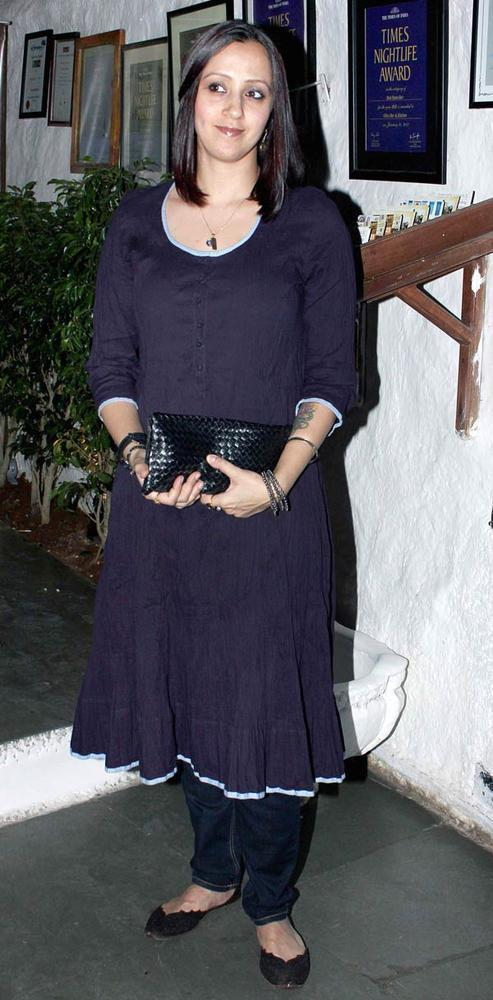Ishita Arun Spotted At The Launch Of Sanjay Chopra's New Book