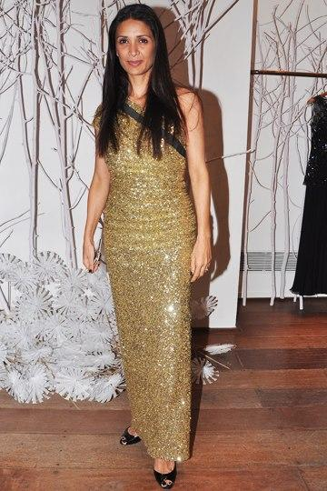 Mehr Jesia Posed During Ensemble Silver Jubilee Bash
