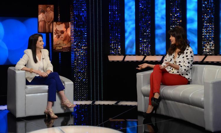 Priyanka And Anupama Discussion Still On The Front Row With Anupama Chopra