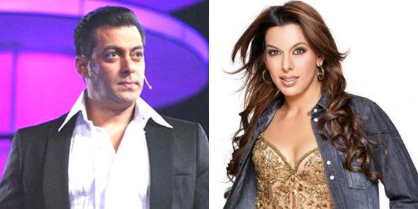 Salman Khan And Pooja Bedi Hot Still
