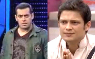 Salman Khan And Siddharth Bhardwaj Nice Still