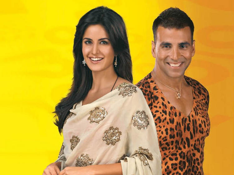 Katrina Kaif and Akshay Kumar Wallpaper Pic
