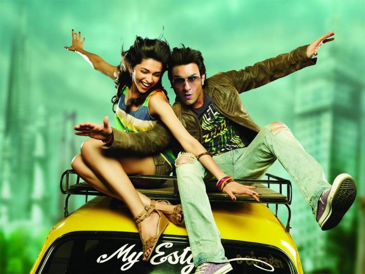 Deepika Padukone and Saif Ali Khan Latest Cute Still