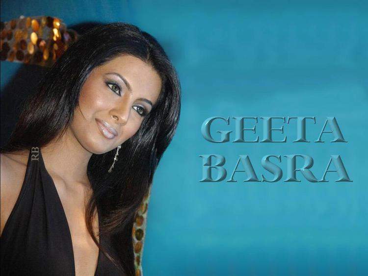 Hot Geeta Basra Wallpaper